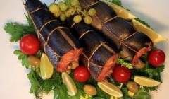 Копченная рыба в Стерлитамаке